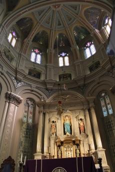 Old Saint Mary's Detroit